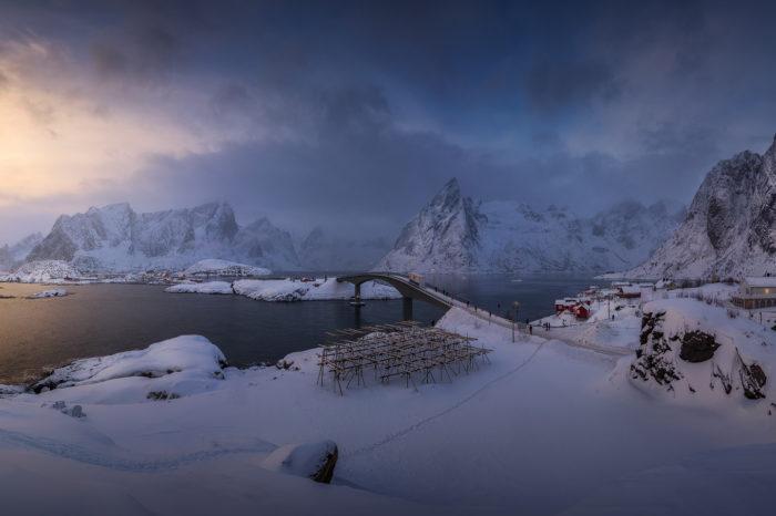 Islas Lofoten la magia del ártico