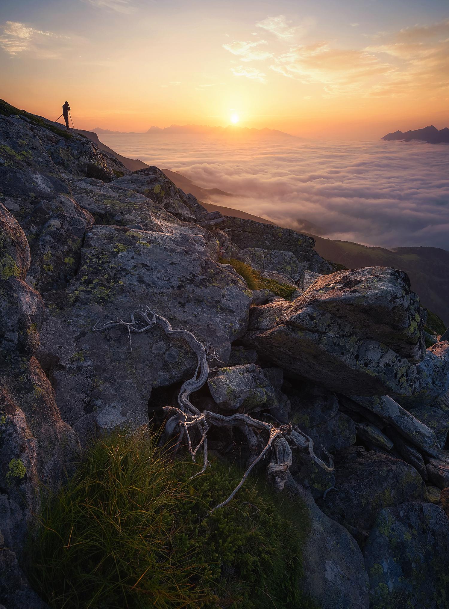 Pico Tres Mares Alto Campoo