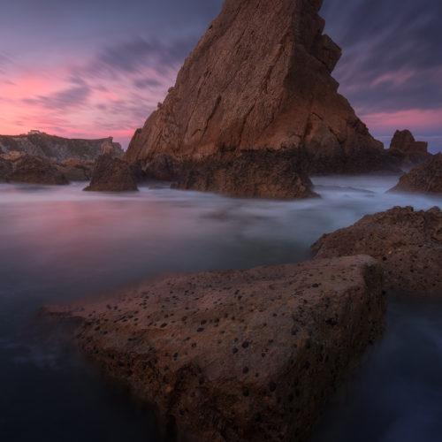 Playa de La Arnia Santander