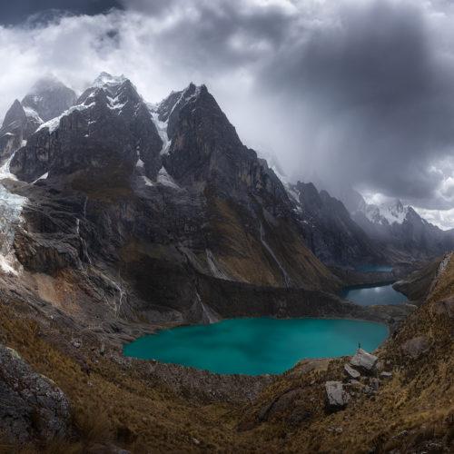 Las 3 Lagunas Cordillera Huayhuash