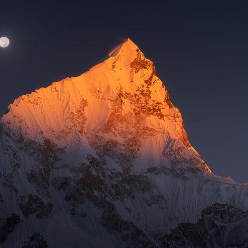 Nuptse (Himalaya) - Nepal