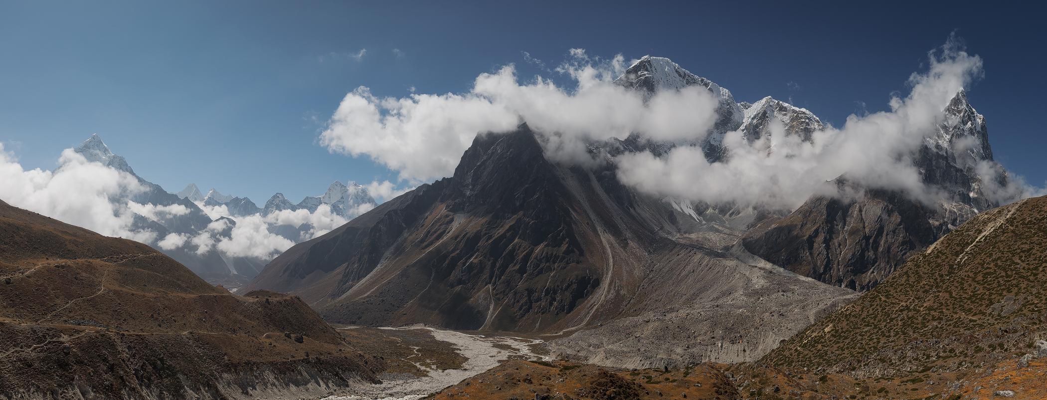 Valle del Khumbu - Nepal