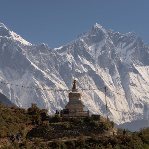 Everest y Lhotse (Nepal)