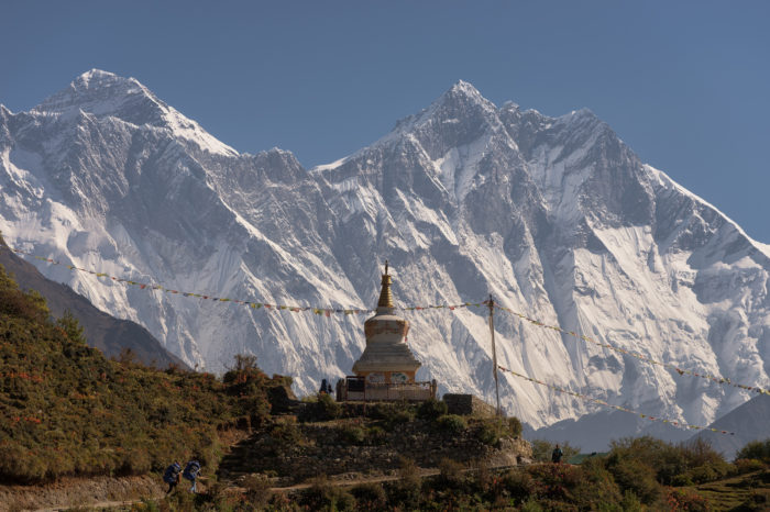 Nepal: Trekking Campamento base del Everest