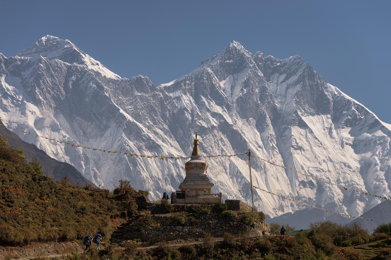 Everest y Lhotse (Nepal)