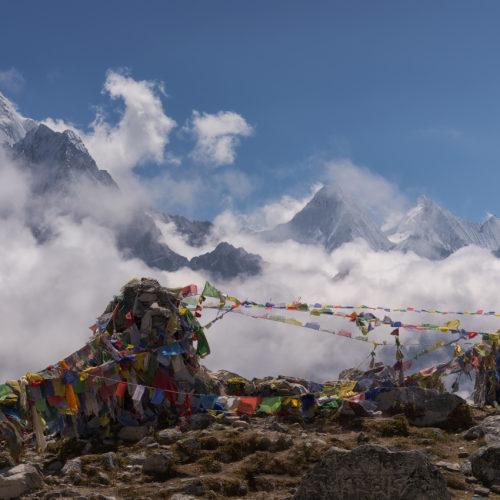 Ama Dablam - Valle del Khumbu