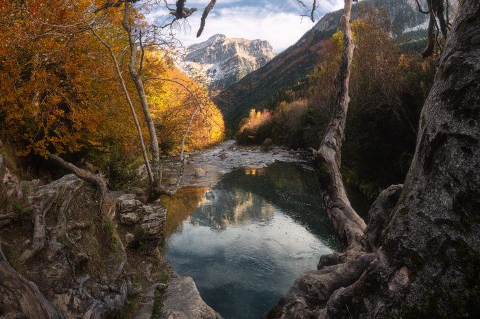 Otoño Parque Nacional de Ordesa y Monte Perdido